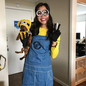 Dresses & Skirts - Despicable Me Female Minion Costume!
